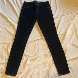Articles of Society dark blue skinny jeans 26